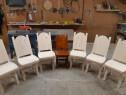 Scaune / Scaun rustic / Scaun lemn masiv