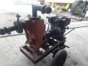 Motopompa diesel Yanmar