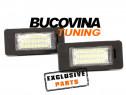 Lampi numar cu LED BMW X5 F15 (13-18)