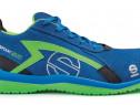 Pantofi protectie,SPARCO,Sport Evo,S1P,albastru,ultramoderni