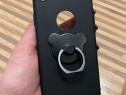 Carcasa cu suport ,iphone 7,negru mat