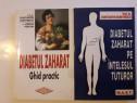 2 carti despre Diabetul Zaharat - Constantin Dumitrescu /C3P