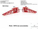 Set de 2 buc rampe 2 t D24338