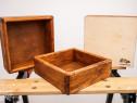 Cutie ladita lemn doar la comanda, lemn masiv, handmade