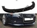 Prelungire splitter bara fata Audi A4 B7 2004-2007 v1