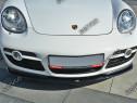 Prelungire splitter bara fata Porsche Cayman S 987C v1