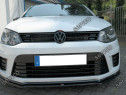 Prelungire splitter bara fata VW Polo MK5 R WRC 2013 v8
