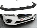 Prelungire splitter bara fata Subaru Impreza MK4 WRX v13