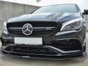 Prelungire splitter bara fata Mercedes CLA A45 AMG C117 v3