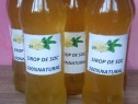 Sirop de soc macerat la rece, natural 100%