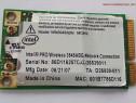 Placa wireless Intel Pro 3945ABG, NETESTAT
