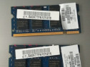 Memorii laptop HP 1GB set 2 buc. DDR2