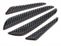 Set sticket carbon 5D protectie protectie impotriva lovituri