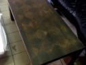 Masuta din lemn 120 x 60 x 40 cm