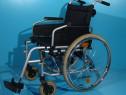 Carucior cu rotile Dietz – lipsa un suport de picioare -