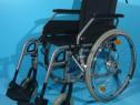 Carucior scaun fotoliu cu rotile, B+B / sezut 39 cm