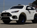 Masinuta electrica ford focus rs 12v premium, roti eva, musi