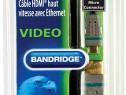 Cablu HDMI - micro HDMI cu Ethernet Bandridge BVL1702