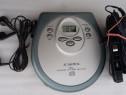 CD player portabil, Audiovox,cu chit de utilizare in mașină