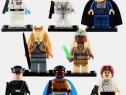 Set 8 Minifigurine tip Lego Star Wars cu Lando Calrissian