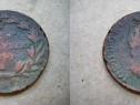 A654-I-Moneda veche Kreuzer circulata in Ardeal Imp. austria