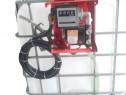 Pompa motorina cu rezervor 1000 litri