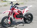 "Moto cross 50 copii DIRT BIKE 702A J10"" livrare gratis ROSU"