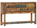 Servantă, 120 x 30 x 75 cm, lemn masiv reciclat (247478)