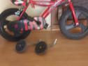 Bicicleta copii 4..8 ani