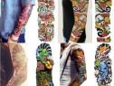 Tatuaje Temporare pe tot Bratul ! Diverse Modele si Culori !