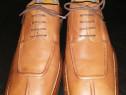 Pantofi barbatesti din piele naturala JOHN DEVIN