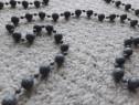Colier margele gri - produs nou