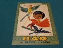 Rao* la petite hindoue/ carte povești limba franceză/1953