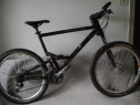 Bicicleta Full Cannondale jekyll lefty, full xtr