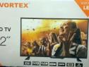 LED TV Vortex 32 inch V32CK600 cu display fisurat