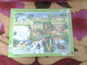 Toy Animalele Junglei Puzzle copii 12 piese +1 an