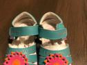 Sandalute fetite primii pasi pediped, model sabine, piele