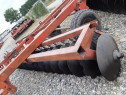 Disc agricol greu 4 metri Jean de Bru 36 talere