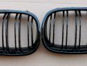Grila dubla sport tuning BMW E60 E61 M LOOK NOU