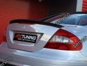 Eleron portbagaj Mercedes CLK W209 AMG Look 2002-2009 v1