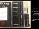 Sistem wireless alpha fire x12ql - 12 module - de 9v