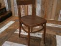 """Scaun vechi din lemn curbat stil Thonet, """"Mobile Sighet"""""""