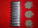 1000 bile metalice otel 4.5 mm ( 177 )  + 10 capsule umarex