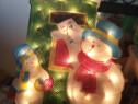 Ornamente de Crăciun cu beculețe
