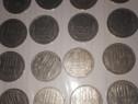 Monede 100 lei 38 bucati