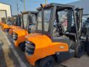 Stivuitor diesel Doosan , 3000 kg , catarg duplex , garantie