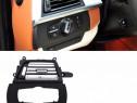 Grila stanga/dreapta ventilatie BMW F06 F12 Cromata
