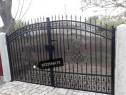 Porți si Garduri din fier forjat la comandă