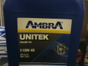 AMBRA - UNITEK - Engine Oil - 10W- 40 - 20 L