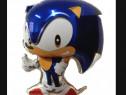 Balon Ariciul Sonic folie aluminiu 66 cm x 48 cm